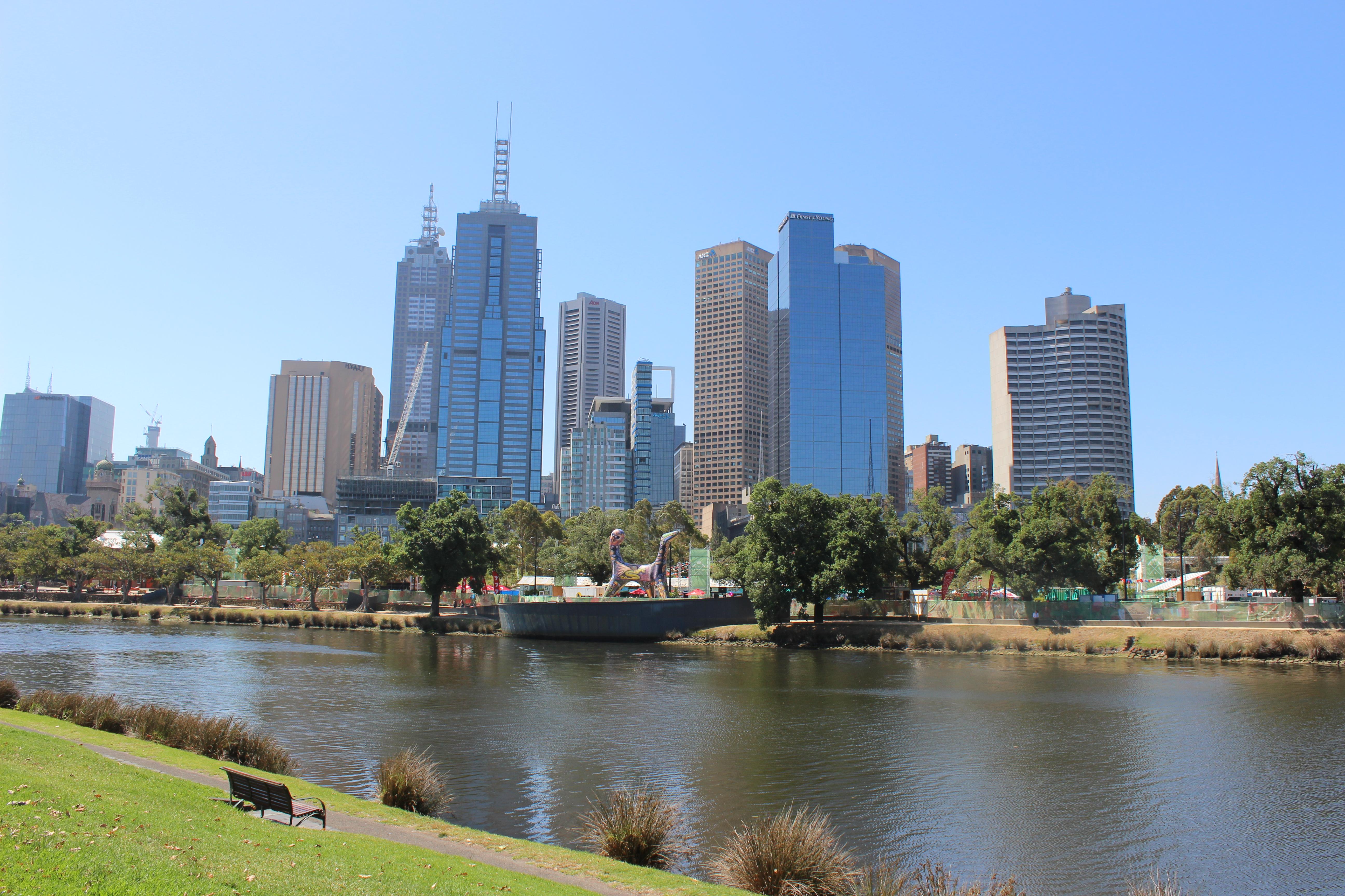 Le Victoria : des Grampians à Melbourne