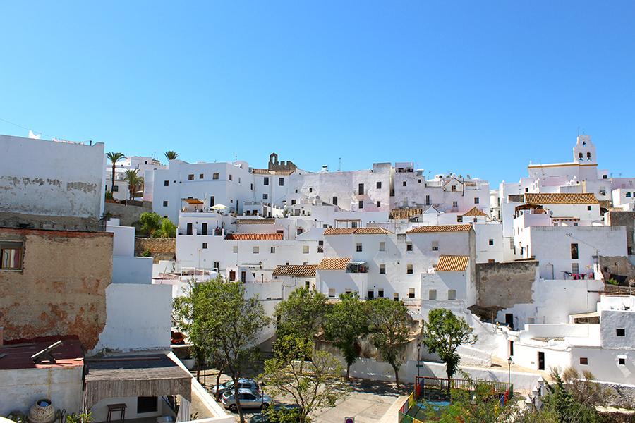 Jerez de la Frontera, les villages blancs andalous