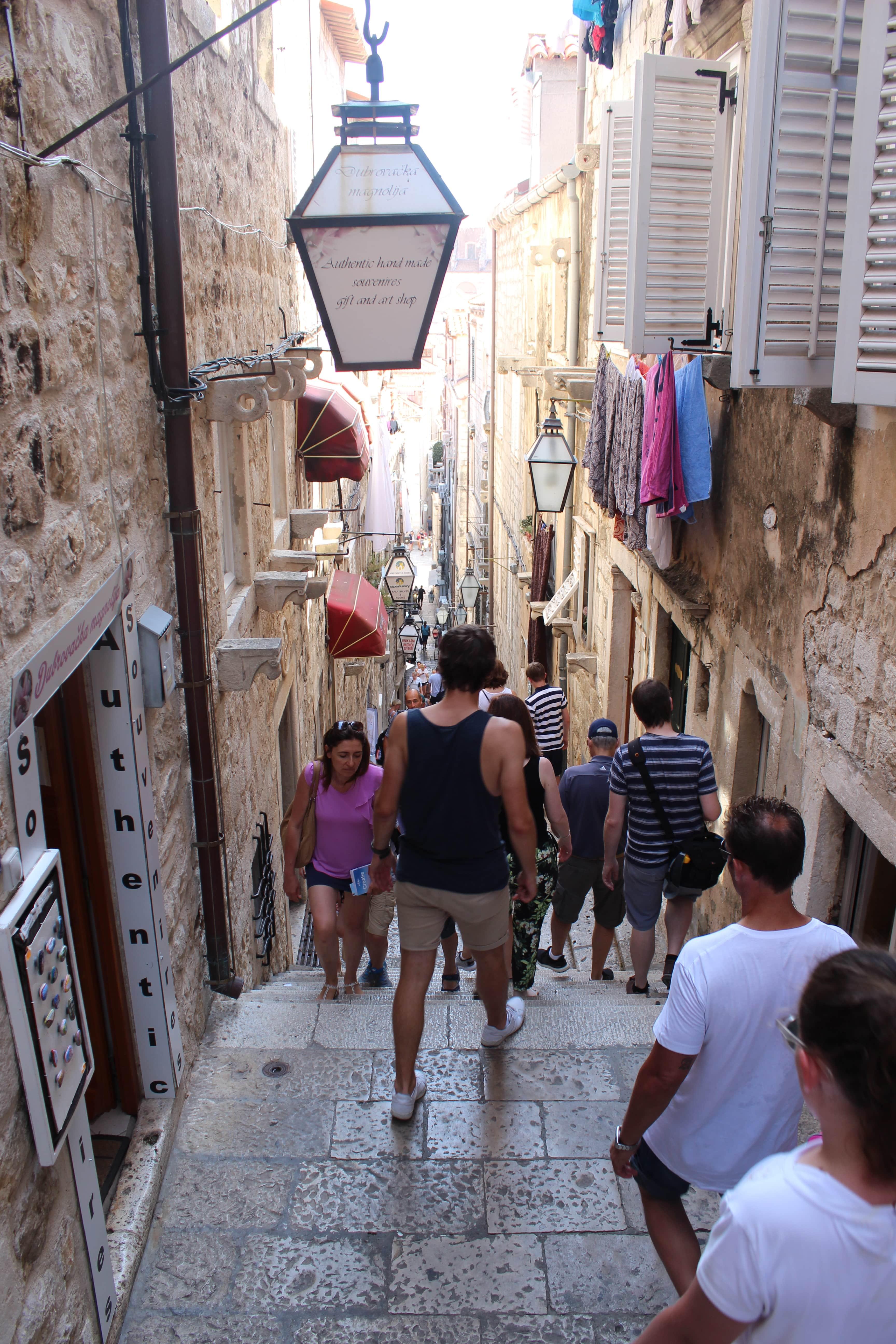 Visite de Dubrovnik
