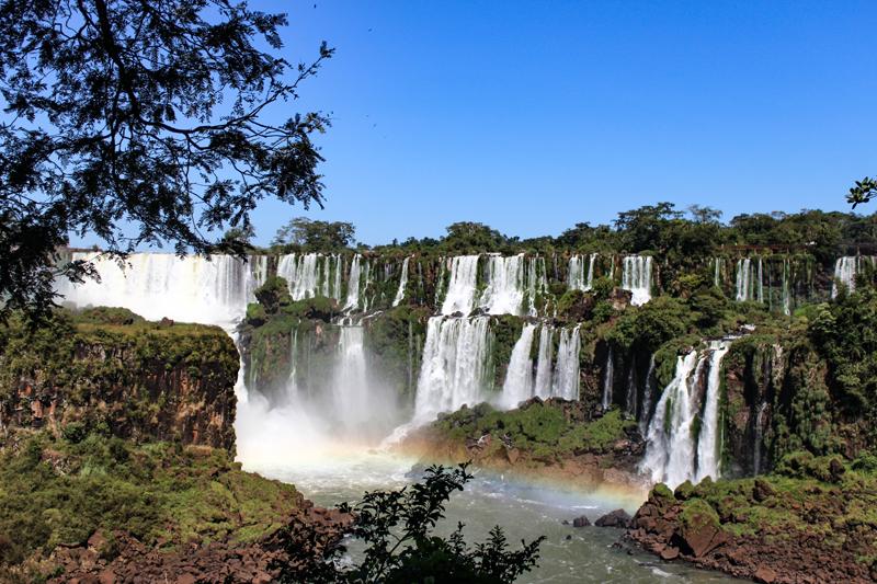 Visite des Chutes d'Iguazú : côté Brésil & Argentine