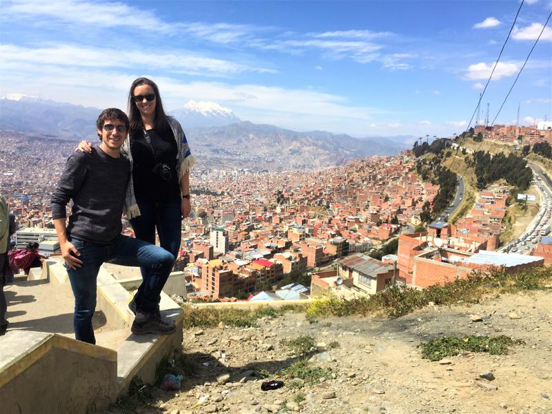 Bolivie : visite de La Paz