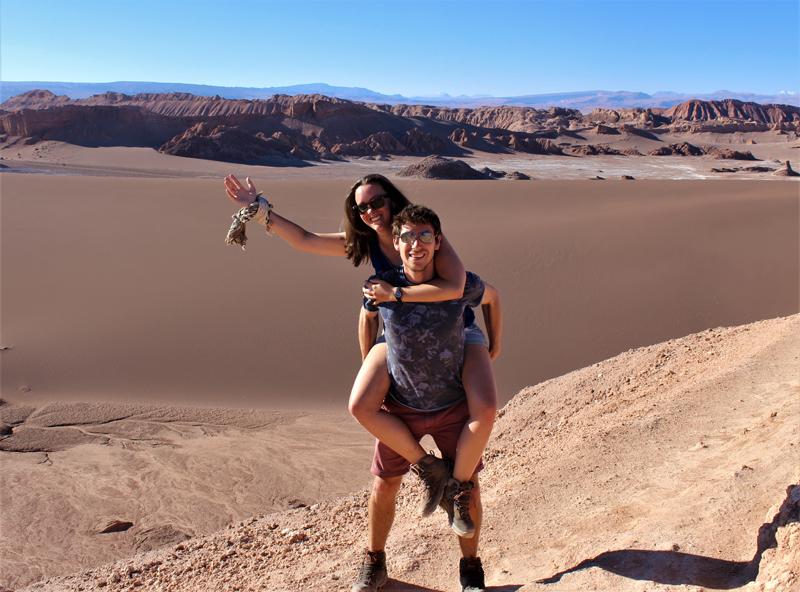 Chili : séjour à San Pedro de Atacama