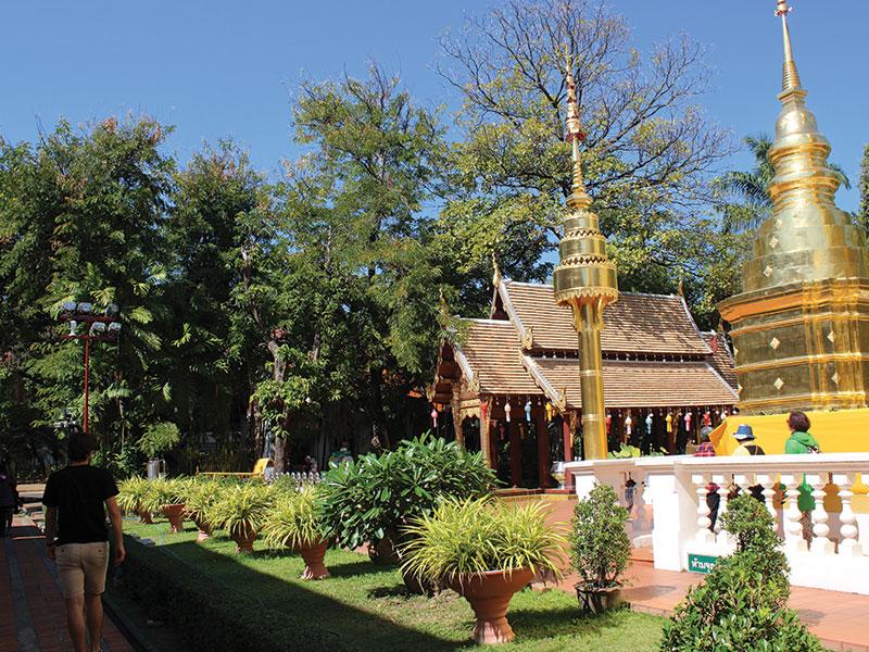 Thailande : visite de la Province de Chiang Mai