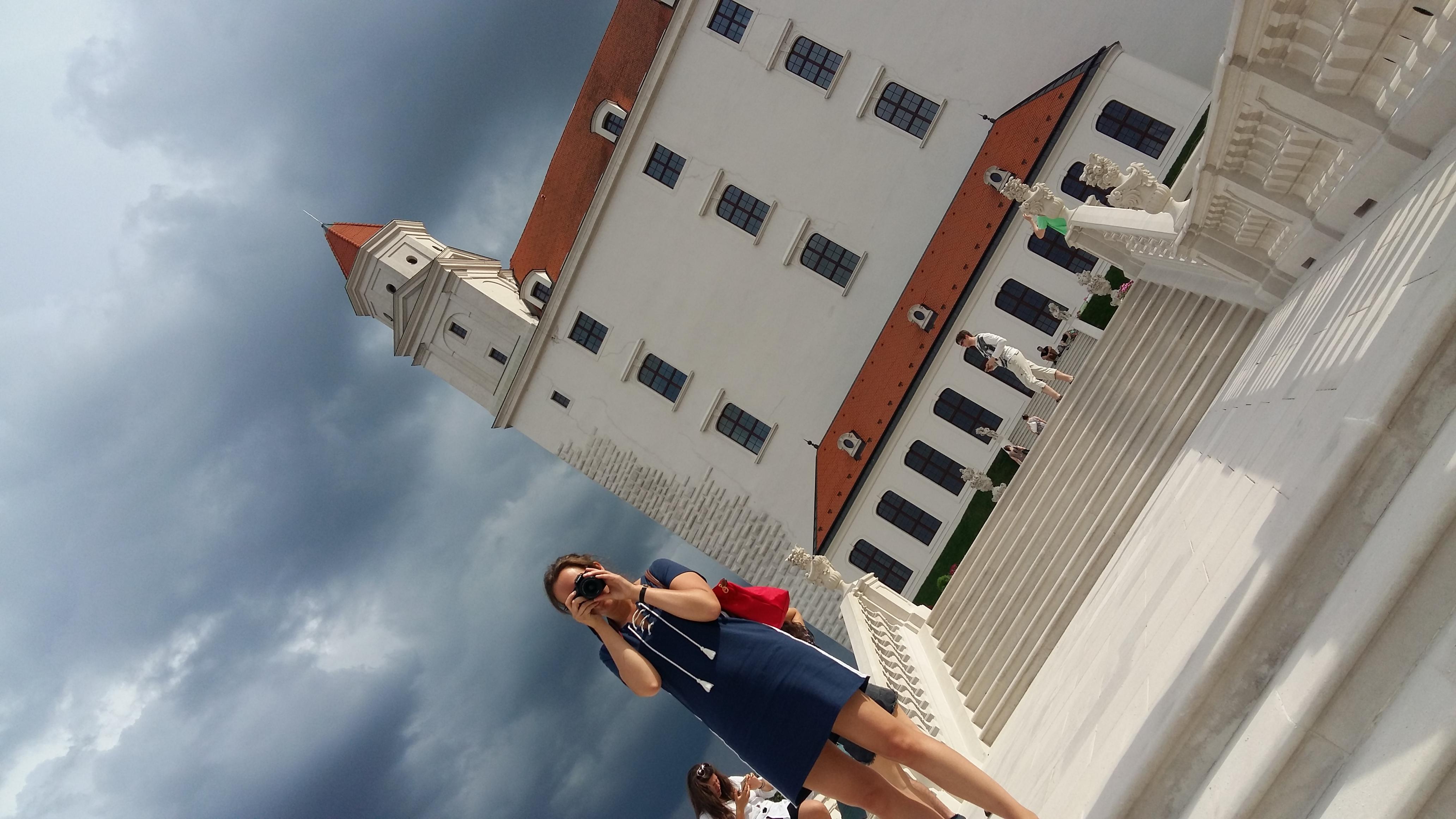 Visite de Bratislava