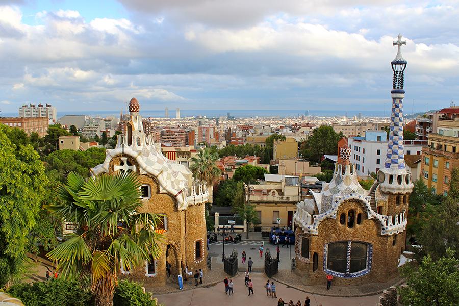 City Trip à Barcelone
