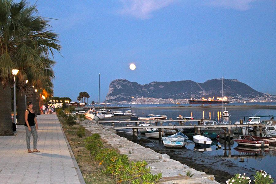 Visite de Gibraltar
