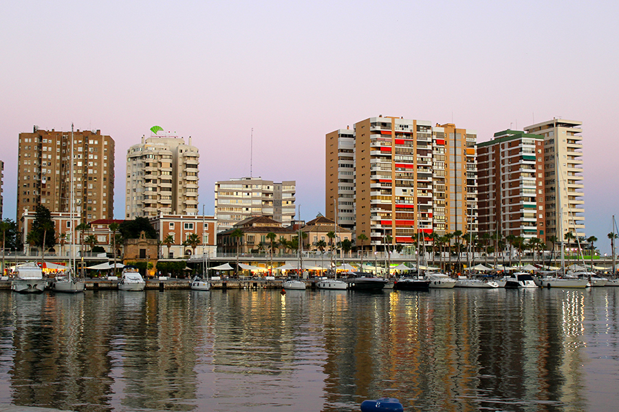 Séjour à Malaga