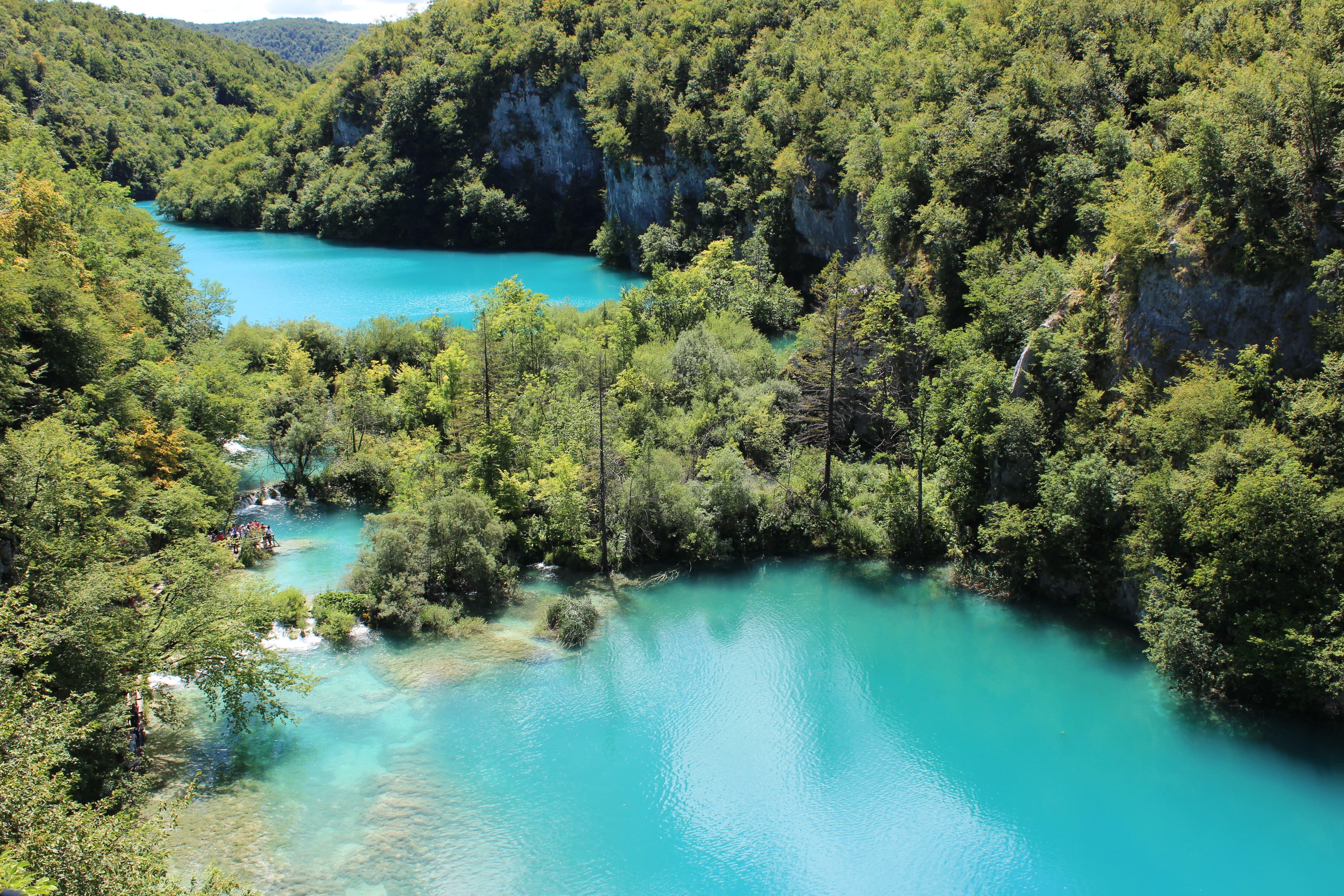 Visite des lacs de Plitvice