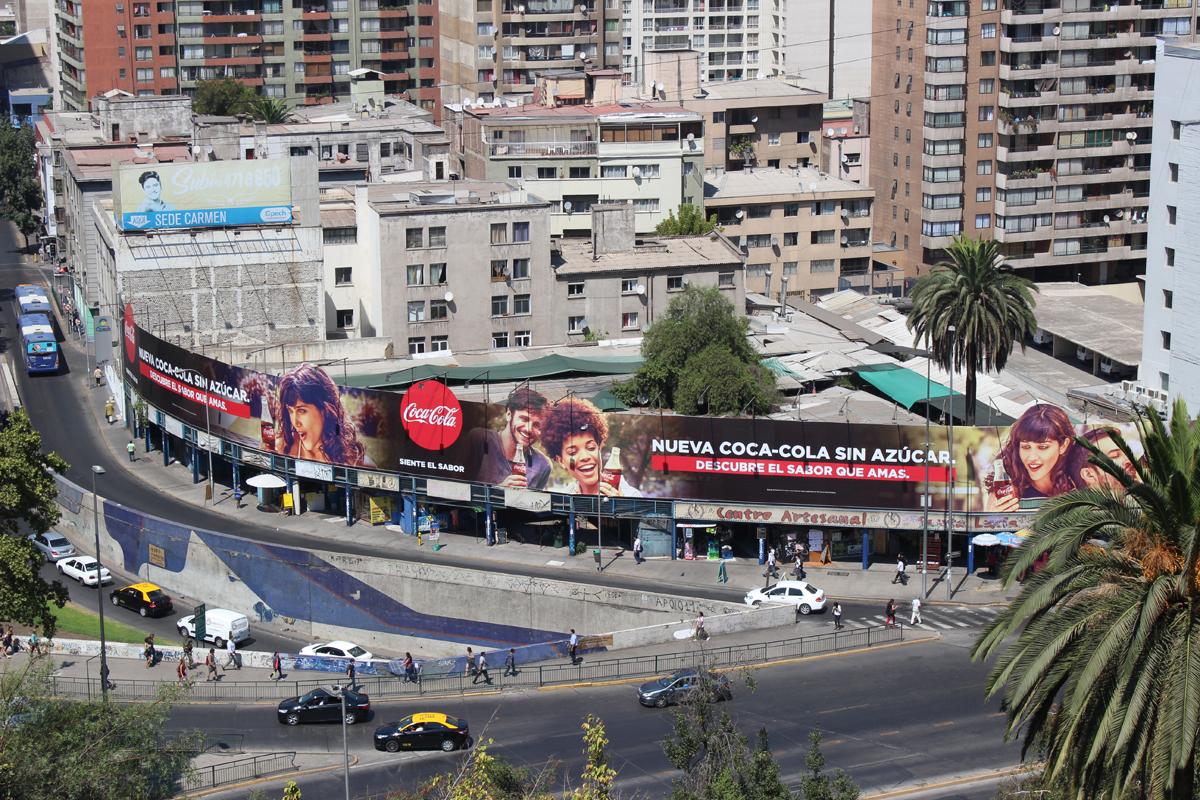 Première Semaine à Santiago de Chile