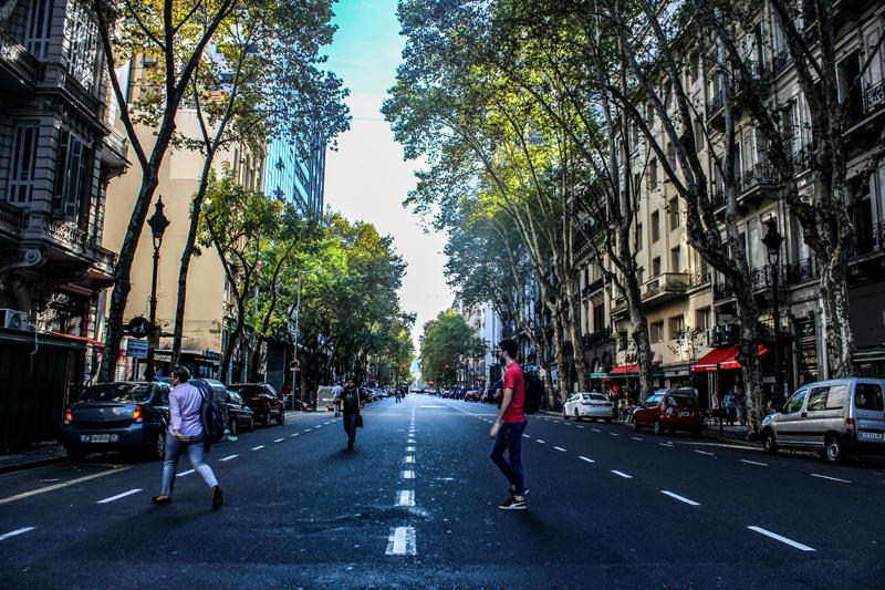 Argentine : Visite de Buenos Aires