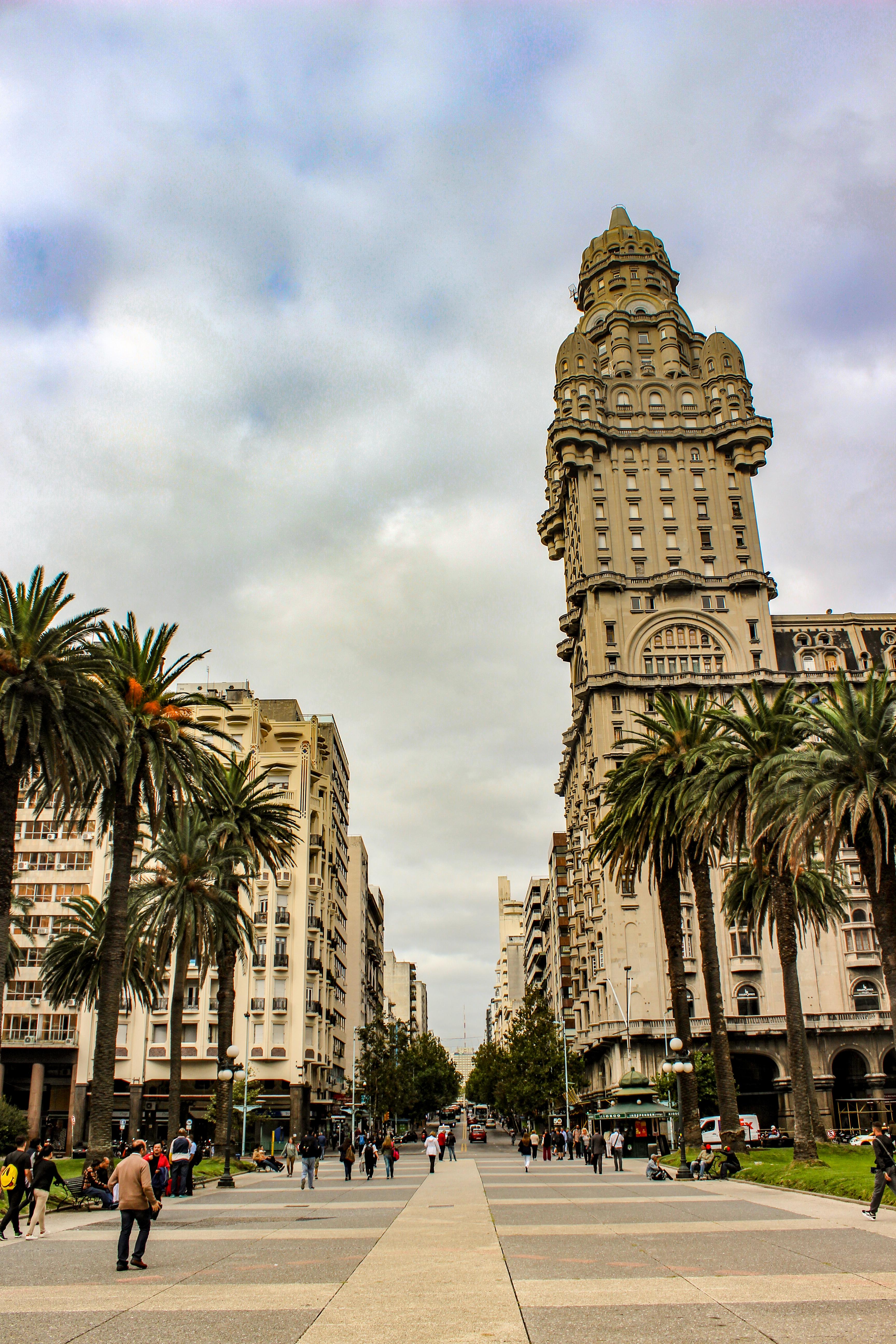 Uruguay : visite de la capitale Montevideo