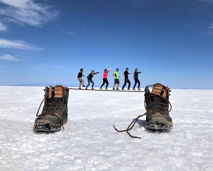 Bolivie : visite du Salar d'Uyuni & le Sud-Lipez
