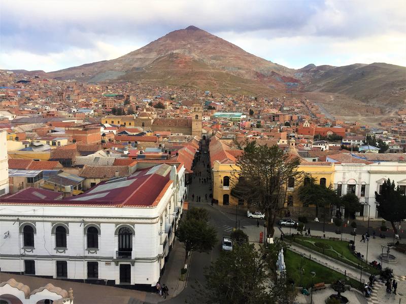 Bolivie : visite de Potosí