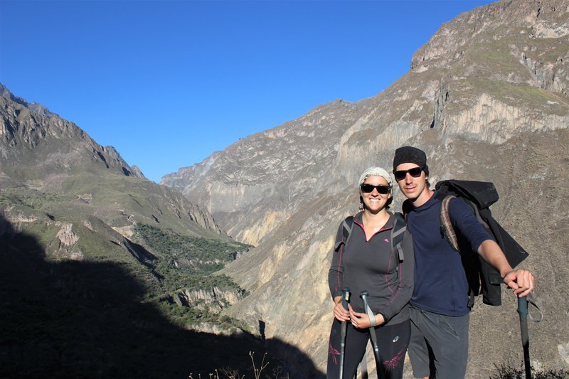 Perou : Arequipa & le Canyon de Colca