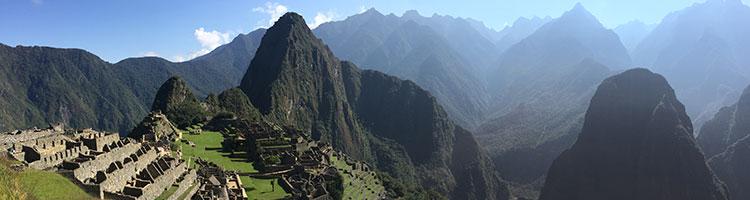 Visiter le Pérou