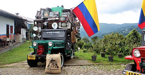 Colombie: couleur café & la Zona Cafetera