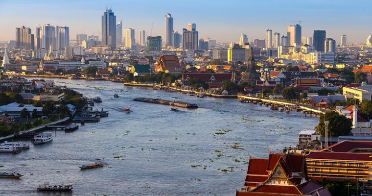 Thailande : 3 jours pour visiter Bangkok