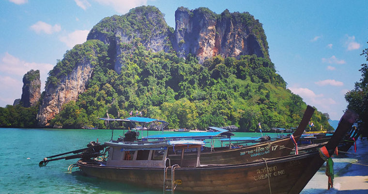 Thailande : Mer d'Andaman et îles paradisiaques